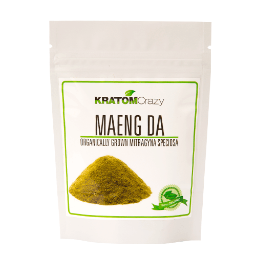 kratom crazy review